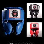 Golden Gear Golden Gear Japanese Style Boxing Headgear